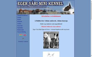 Eger-vári Mini Kennel