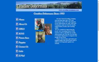 Crestline Dobermans