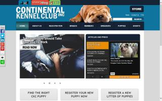 Continental Kennel Club - CKC