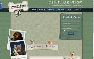 Cottage Lake Veterinary Hospital
