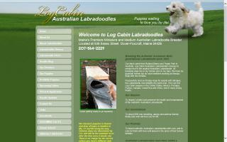 Log Cabin Labradoodles