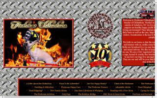 Firehouse Chihuahuas