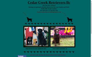 Cedar Creek Retrievers