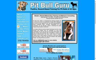 Pit Bull Guru