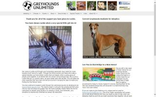 Greyhounds Unlimited