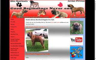 Ohio Boerboels