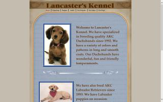 Lancaster's Kennel