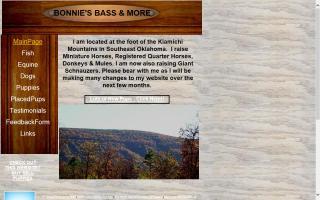 Bonnie's Bass & More