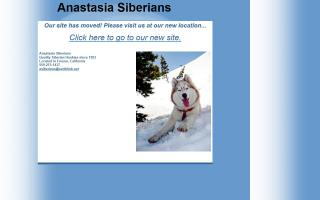 Anastasia Siberians