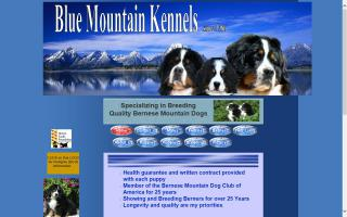 Blue Mountain Kennel
