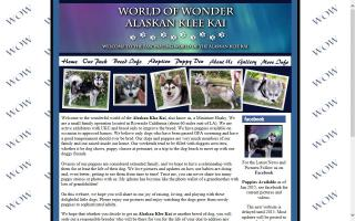 World of Wonder Alaskan Klee Kai