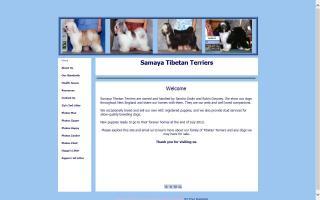 Samaya Tibetan Terriers