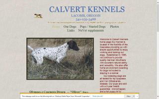 Calvert Kennels