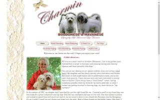 Charmin Bolognese & Havanese
