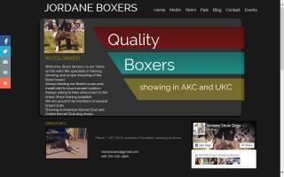 Jordane Boxers