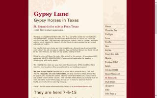 Gypsy Lane