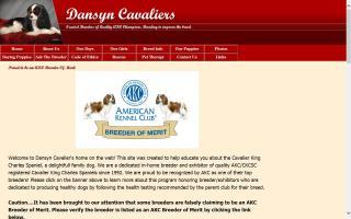 Dansyn Cavaliers