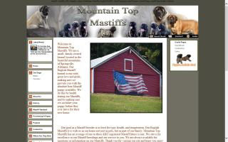 Mountain Top Mastiffs