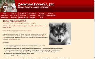 Carmona Kennels