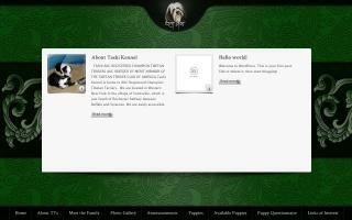 Tashi Tibetan Terriers