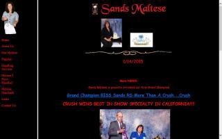 Sands Maltese
