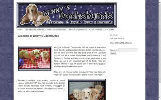 Benny's Daschunds
