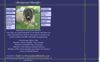 Devincourt Mastiffs