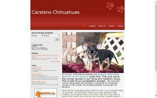 Carstens Chihuahuas