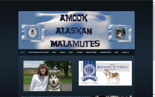 Amook Alaskan Malamutes