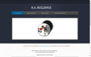 B.A. Bulldogs