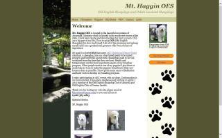 Mt. Haggin OES