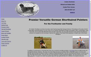 Ovation German Shorthaired Pointers