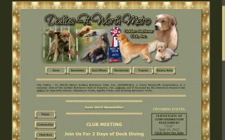 Dallas-Ft. Worth Metro Golden Retriever Club - DFWMGRC