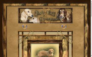 Judy Kay Dachshunds
