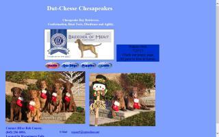 Dut-Chesse Chesapeakes
