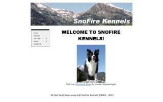 SnoFire Kennels