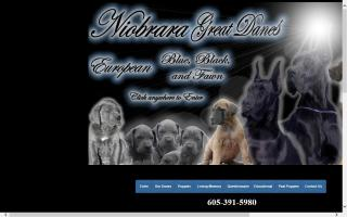 Niobrara Great Danes