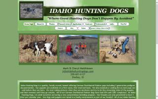 Idaho Hunting Dogs