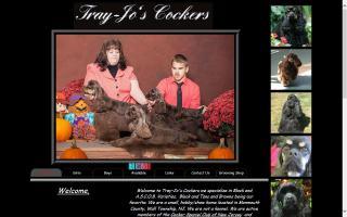 Tray-Jo's Cockers