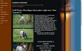 SunDown Kennels