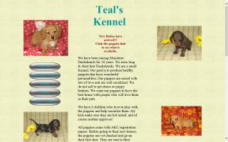 Teal's Kennel