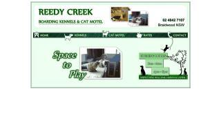 Reedy Creek Kennels & Charlie's Paw Paw Patch
