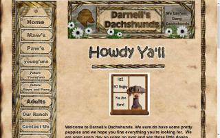 Darnell's Dachshunds