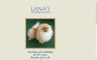 Lana's Pomeranians