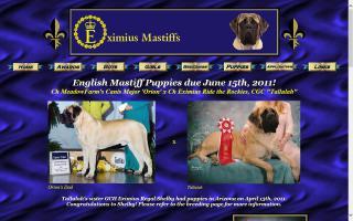 Eximius Mastiffs
