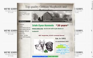 Irish Eyes Kennels / Donahue Dawgs