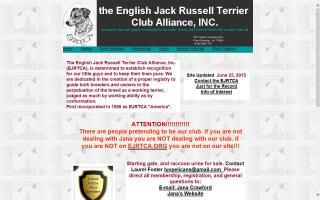 English Jack Russell Terrier Club Alliance, Inc. - EJRTCA