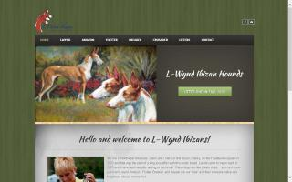 L-Wynd Ibizan Hounds