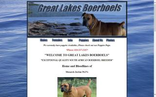 Great Lakes Boerboels