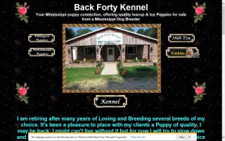 Back Forty Kennel